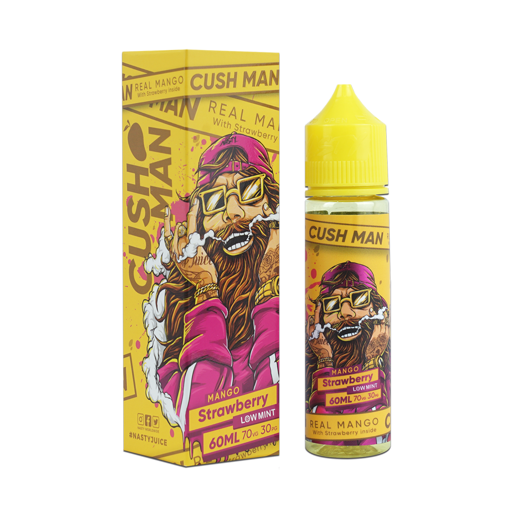 Cushman Mango Strawberry | 60ml E-Liquid