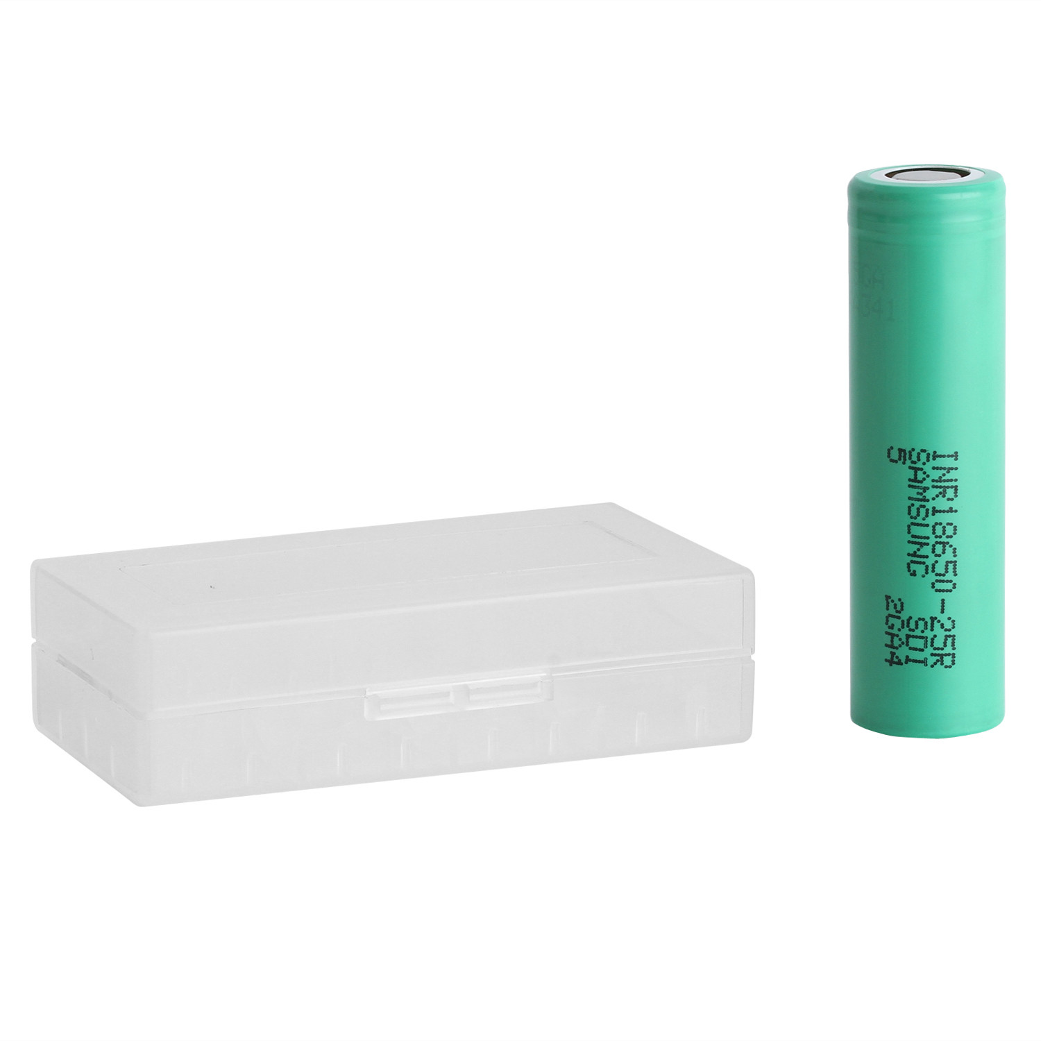 Samsung 25R 18650 2500mAh Battery | Accessories