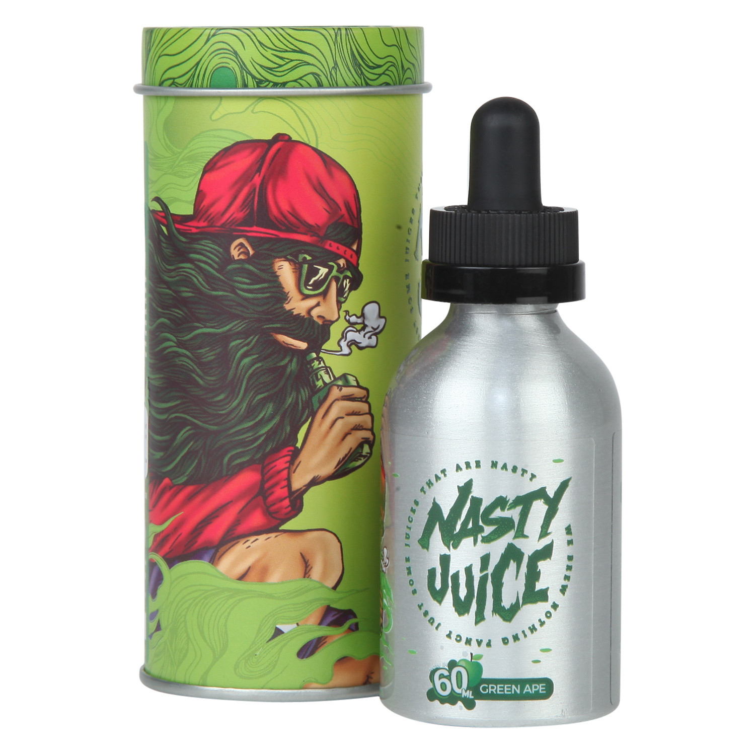 Green Ape | 60ml E-liquid