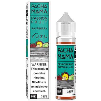 Passion Fruit Raspberry Yuzu | 60ml E-Liquid
