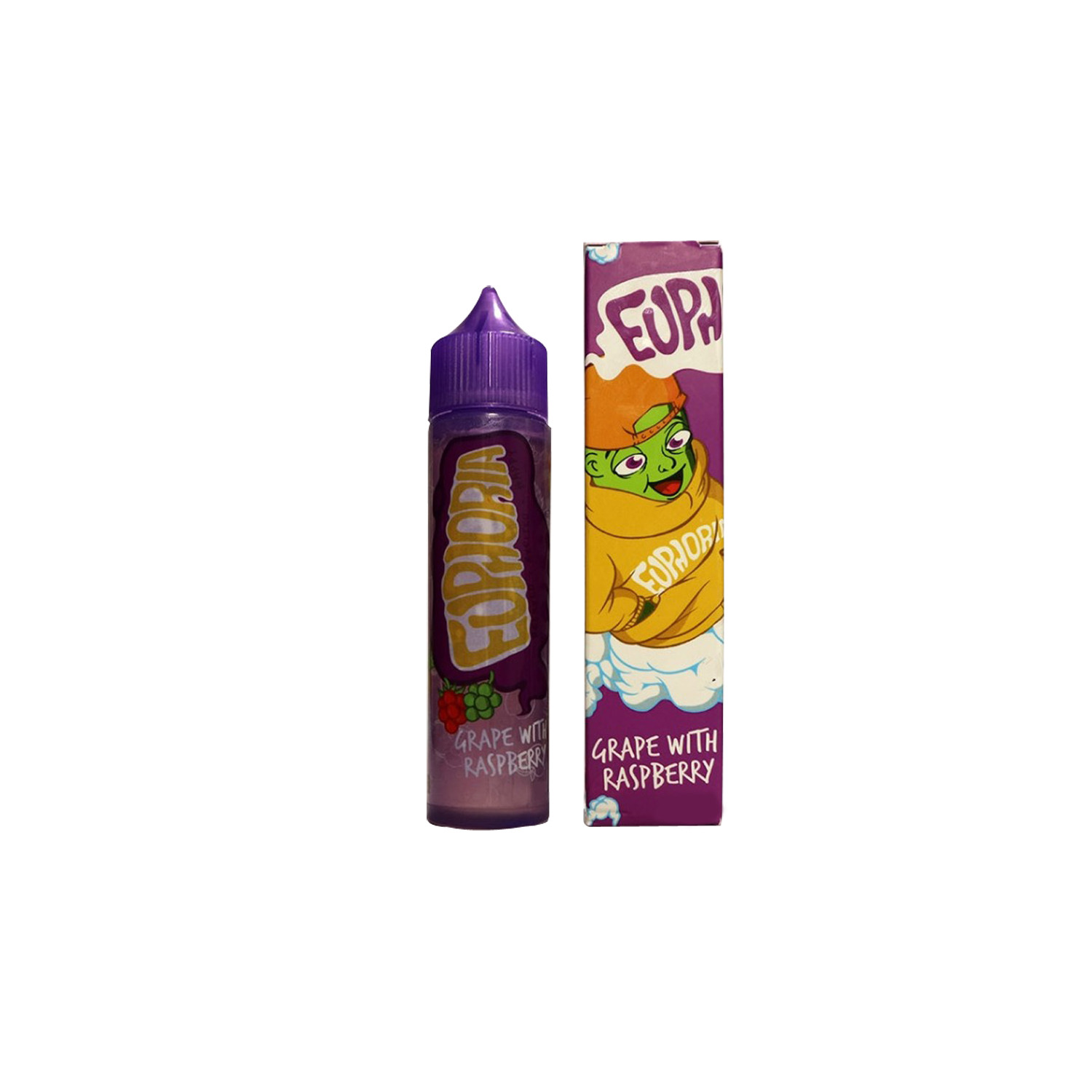 Grape & Raspberry | 30ml E-liquid