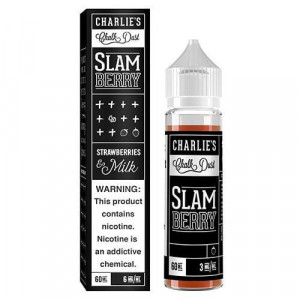 Slam Berry | 60ml E-Liquid