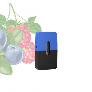 Iced Quad Berry (5%) Pod | Cartridge