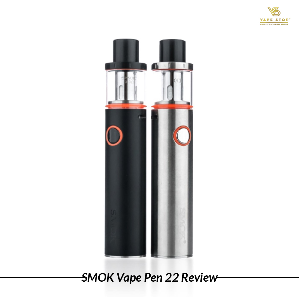 SMOK Vape Pen 22 Review